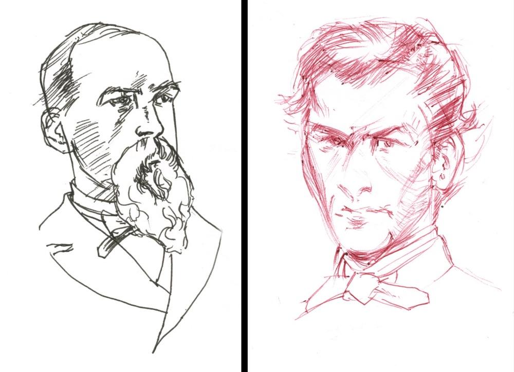 Richard-John Sketch